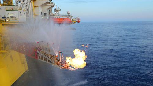我國海域天然氣水合物試采成功。圖片來自中國地質調查局網站