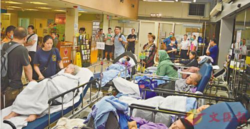 香港医院服务需求增 医管局吁市民体谅及配合安