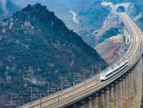 中國高鐵:書寫時代名片
