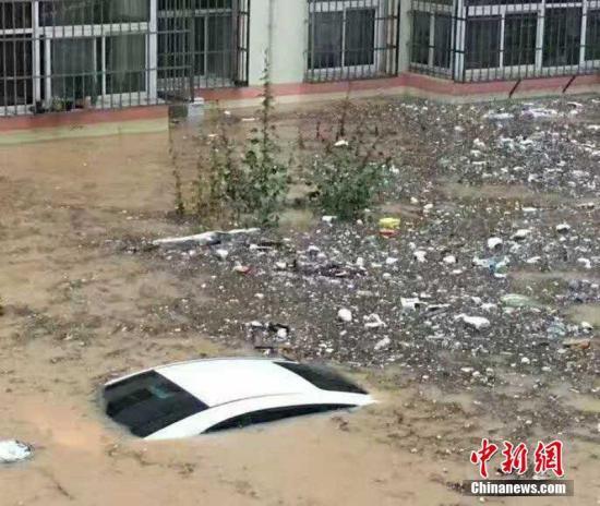 榆林7·26暴雨洪灾重建力争2018年底完成-地
