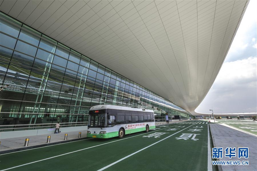 (圖文互動)(2)武漢天河機場T3航站樓8月31日啟用