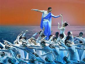 金磚國家民族舞晚會在廈門舉行