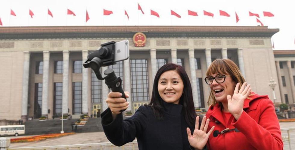 我眼中的十九大——新華社外籍記者上會記