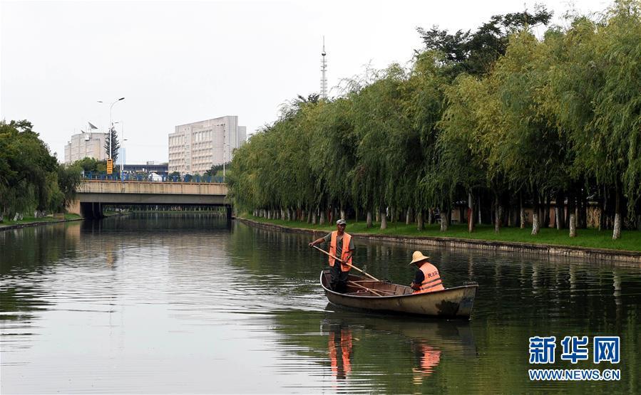 (環境)(2)昆明滇池水質持續向好 主要入湖河道水質持續改善