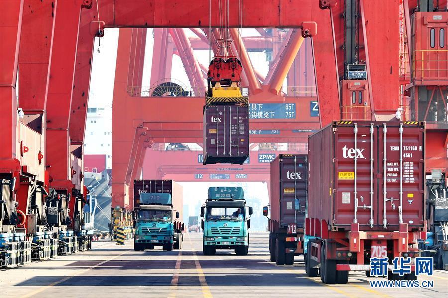 (經濟)(1)唐山港2017年貨物吞吐量創曆史新高