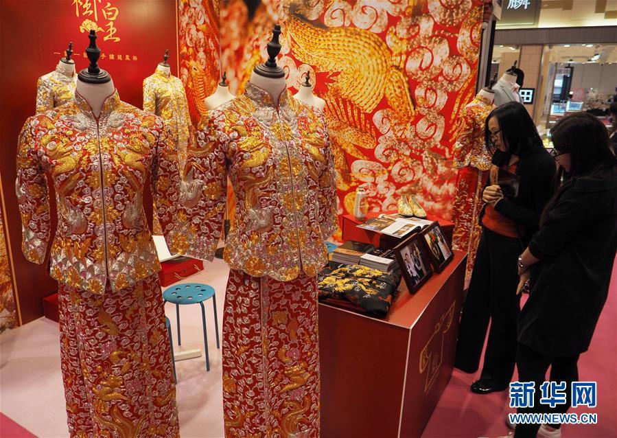 (XHDW)(1)香港舉行婚紗暨海外婚禮博覽