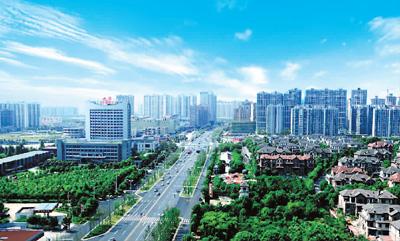 湘潭综合保税区关口   吉利汽车生产线   九华新貌   湘潭九华航拍