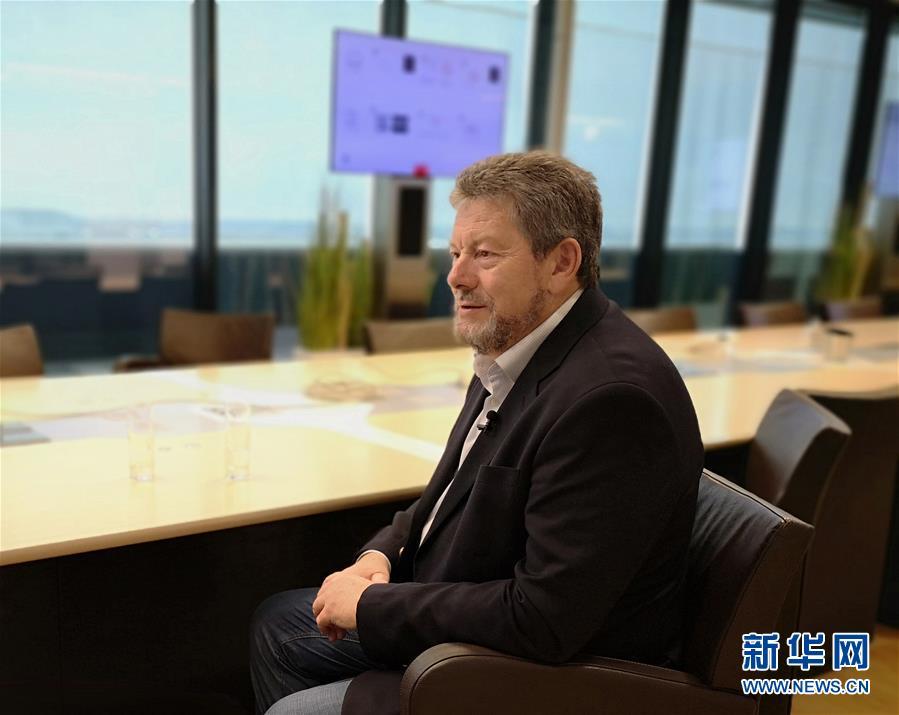 (國際·圖文互動)(1)改革開放助力空客在中國騰飛