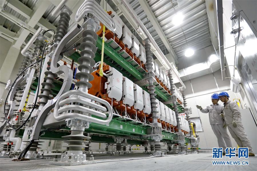 (社會)(1)張北:開啟清潔電能輸送新模式
