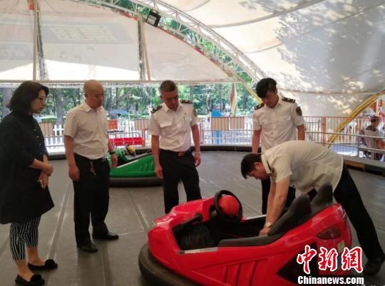 北京排查特种设备安全隐患 安全宣讲走进企业、