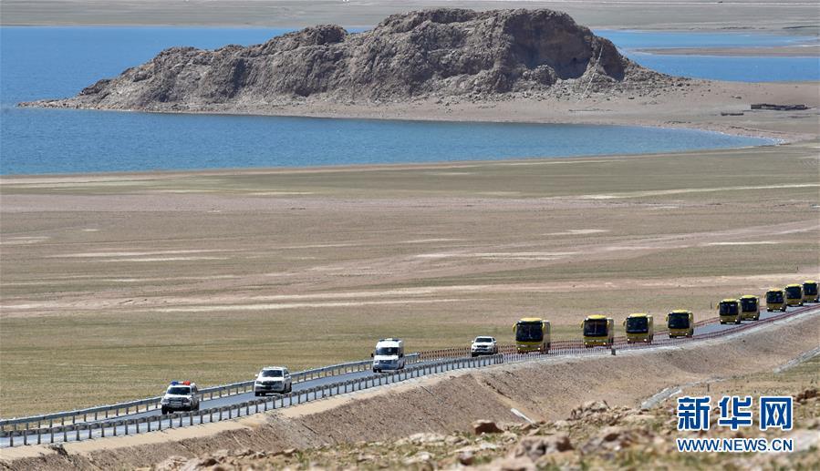 (圖文互動)(1)西藏實施首個高海拔生態搬遷項目