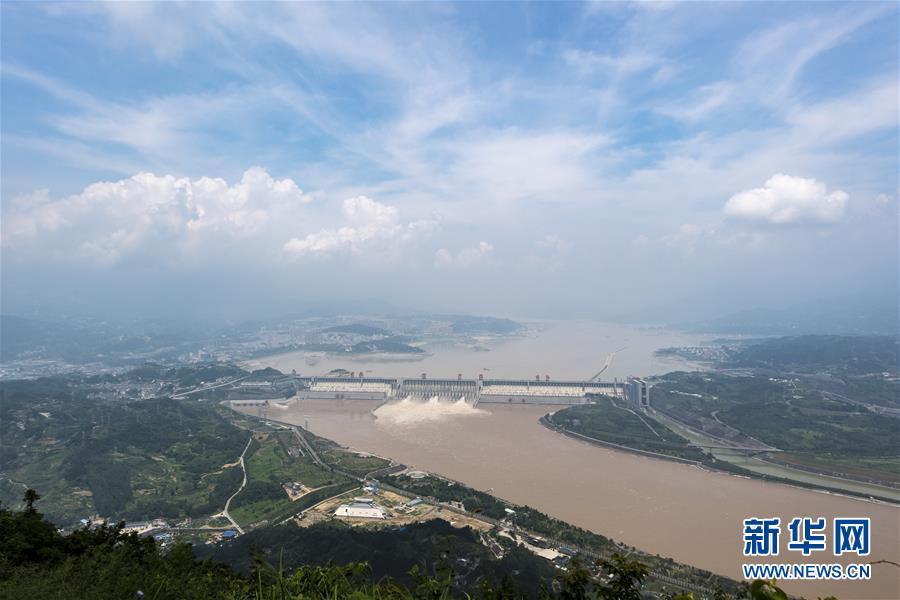 #(環境)(2)三峽將迎6萬立方米每秒洪峰