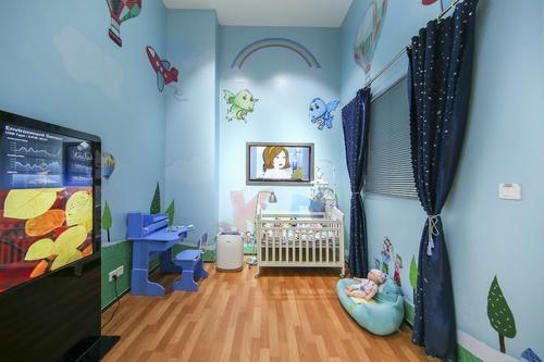 儿童雾化中心是阿斯利康计划展示的商业创新方案之一