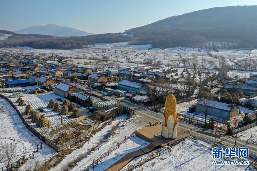 bobapp下载:吉林舒兰:小村屯的冰雪经济