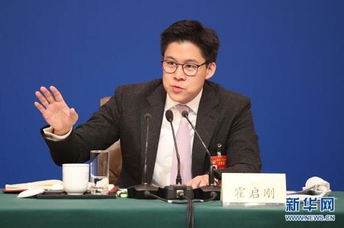 霍启刚:粤港澳大湾区建设是香港青年的大机遇