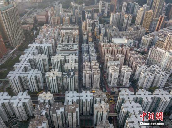 香港楼市2019年气氛好转出现企稳迹象 仍供不应求