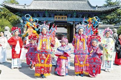 入境游稳步增长 中国何以打动海外游客(图)