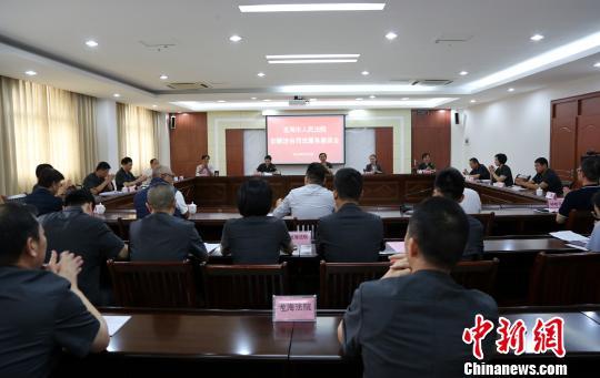 全国首聘台胞法官助理 福建漳州探索两岸融合新路