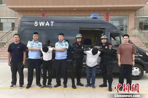 公安部通缉50名在逃人员最新进展:已到案23人(图)