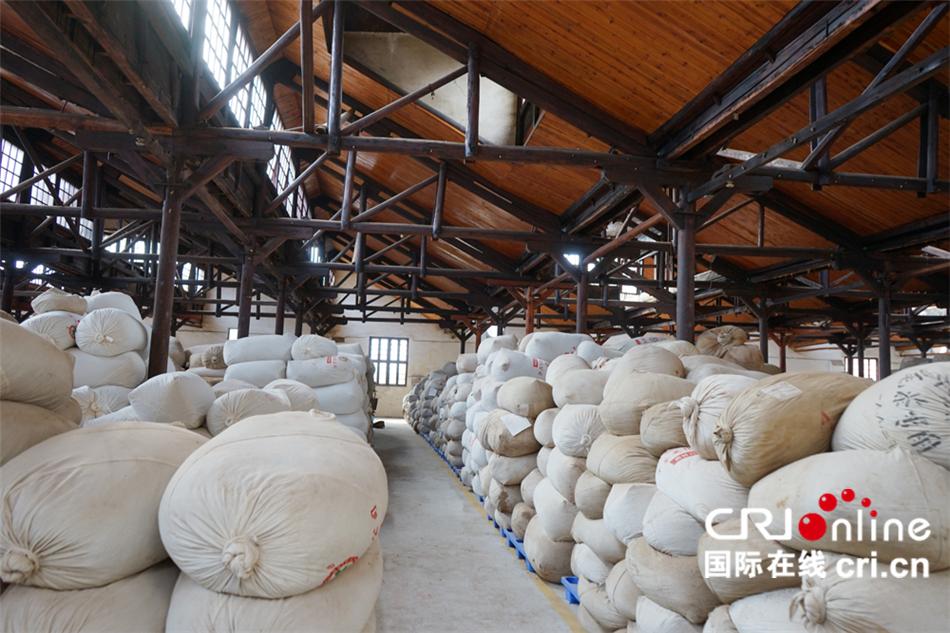 资水江畔的黑茶活态型博物馆