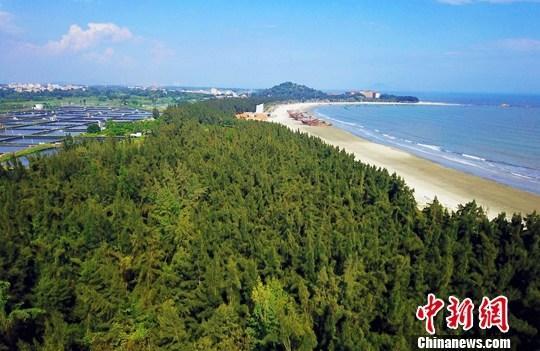 追求绿色发展 中国生态文明建设驶入快车道