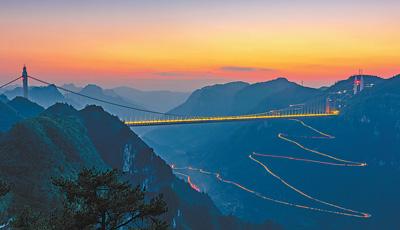 """""""中国桥梁""""成为闪亮名片"""