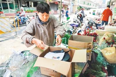 中国快递企业的海外身影(图)