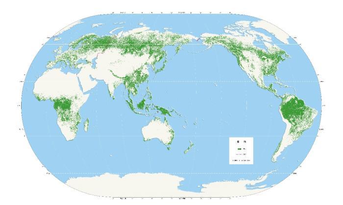 卫星地图高清2018村庄