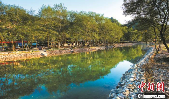 """湖北宜昌:净化长江""""小血管"""" 保护流域""""大动脉"""""""