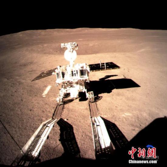 热点!玉兔二号成工作时间最长月球车 携嫦娥三号联袂破纪录