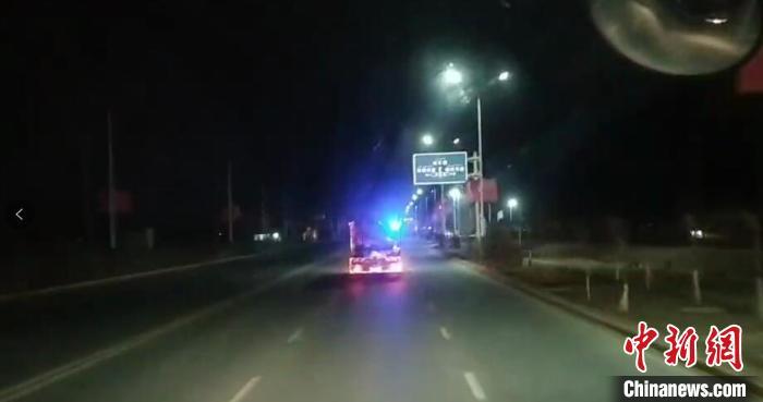 新疆喀什发生6.4级地震 救援力量多地联动待命